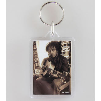 key ring (pendant) Bob Marley - Sepia - PYRAMID POSTERS, PYRAMID POSTERS, Bob Marley