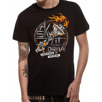 t-shirt metal men's A Skylit Drive - A Fire Burns Within Me - LIVE NATION, LIVE NATION, A Skylit Drive