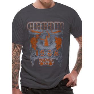 t-shirt metal men's Cream - Neaveu - LIVE NATION, LIVE NATION, Cream