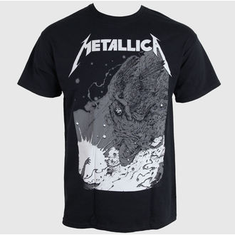 t-shirt metal men's Metallica - Phantom Lord - LIVE NATION, LIVE NATION, Metallica