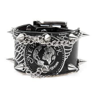 bracelet NEW ROCK - VEGAN NEGRO, NEW ROCK