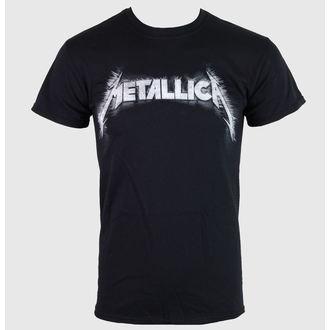 t-shirt metal men's Metallica - Spiked Logo - NNM - RTMTLTSBSPI