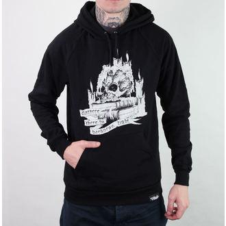 hoodie men's - Skull - DISTURBIA - 220