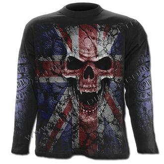t-shirt men's - Union Wrath - SPIRAL - E012M301