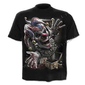 t-shirt men's - Jack In The Box - SPIRAL - K023M101