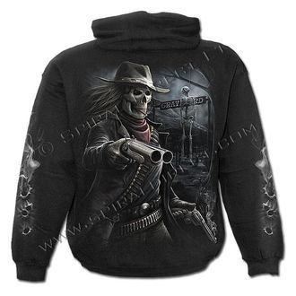 hoodie men's - Gunslinger - SPIRAL - TR354800