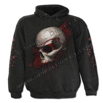 hoodie men's - Skull Shock - SPIRAL - M013M451