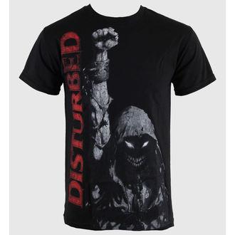 t-shirt metal men's Disturbed - Up Your Fist - BRAVADO, BRAVADO, Disturbed