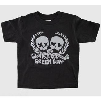 t-shirt metal children's Green Day - Blk - BRAVADO, BRAVADO, Green Day