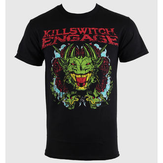 t-shirt metal men's Killswitch Engage - Dragon - BRAVADO, BRAVADO, Killswitch Engage
