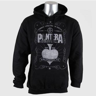 hoodie men's Pantera - Spade - BRAVADO, BRAVADO, Pantera