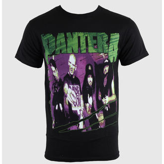 t-shirt metal men's Pantera - Group Sketch - BRAVADO, BRAVADO, Pantera
