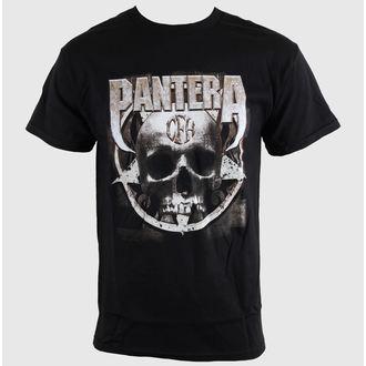 t-shirt metal men's Pantera - Metal Skull - BRAVADO, BRAVADO, Pantera