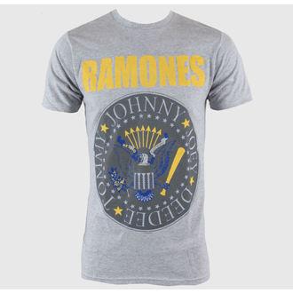 t-shirt metal men's Ramones - Y&B Seal - BRAVADO, BRAVADO, Ramones