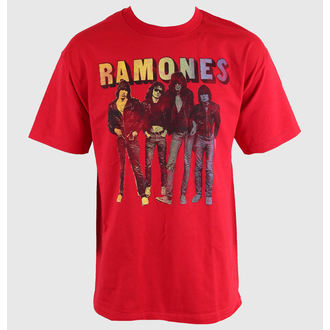 t-shirt metal men's Ramones - Split Fountain Group - BRAVADO, BRAVADO, Ramones