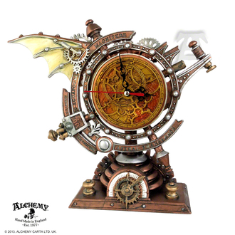 decoration Alchemy Gothic - The Stormgrave Timekeeper - V15