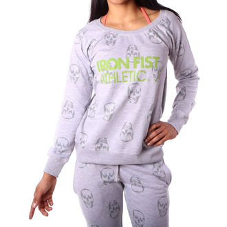 sweatshirt (no hood) women's - ATHLETIC - IRON FIST, IRON FIST
