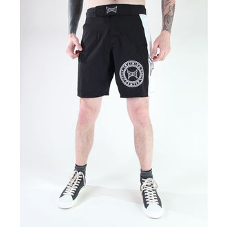 shorts men TAPOUT - Training Center - Black / White