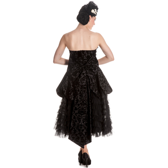dress women HELL BUNNY - Lavintage - Black, HELL BUNNY