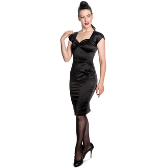 dress women HELL BUNNY - Angie - Black, HELL BUNNY