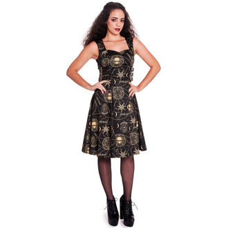 dress women HELL BUNNY - Tabitha - 4303