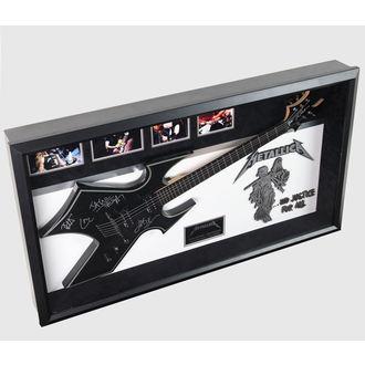signed guitar METALLICA, ANTIQUITIES CALIFORNIA, Metallica