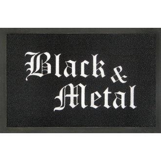 doormat Black & Metal - ROCKBITES, Rockbites