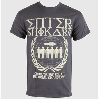 t-shirt metal men's Enter Shikari - Crowd Surfing - LIVE NATION - 1010