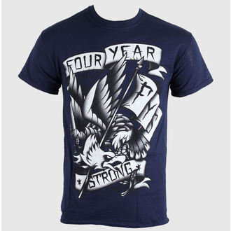 t-shirt metal men's Four Year Strong - Eagles Spear - LIVE NATION, LIVE NATION, Four Year Strong