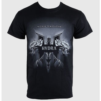 t-shirt metal men's Within Temptation - Hydra Grey - LIVE NATION, LIVE NATION, Within Temptation
