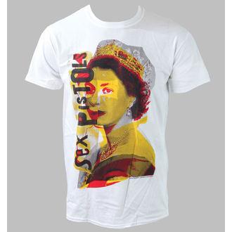 t-shirt metal men's Sex Pistols - Multi Colour Queen - LIVE NATION, LIVE NATION, Sex Pistols