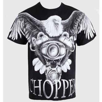 t-shirt men's - Chopper - ALISTAR