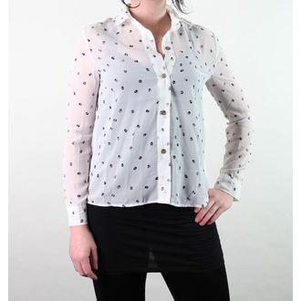 shirt women's VANS - Effie - White, VANS