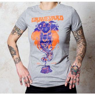 t-shirt metal women's Graveyard - Satan - Buckaneer, Buckaneer, Graveyard