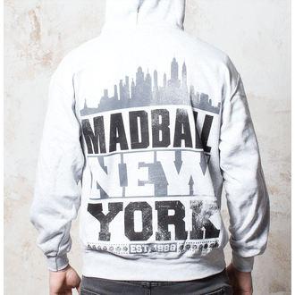 hoodie men's Madball - Skyline - Buckaneer - 042