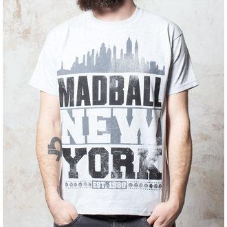 t-shirt metal men's Madball - Skyline - Buckaneer - 001-1753-042