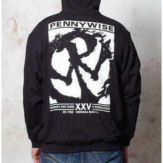 hoodie men's Pennywise - 25 Years - Buckaneer, Buckaneer, Pennywise