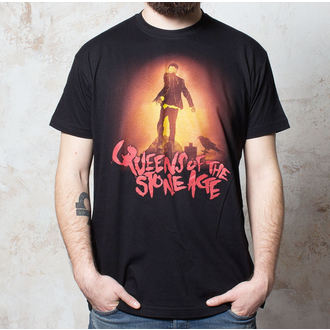 t-shirt metal men's Queens of the Stone Age - Jump - Buckaneer, Buckaneer, Queens of the Stone Age