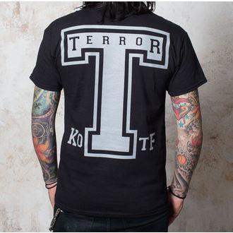 t-shirt metal men's Terror - BigT - Buckaneer, Buckaneer, Terror