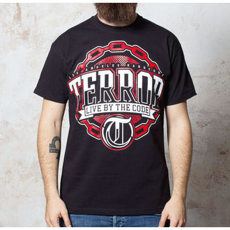 t-shirt metal men's Terror - Chain - Buckaneer - 001-1706-001