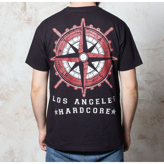 t-shirt metal men's Terror - Compass - Buckaneer - 1705