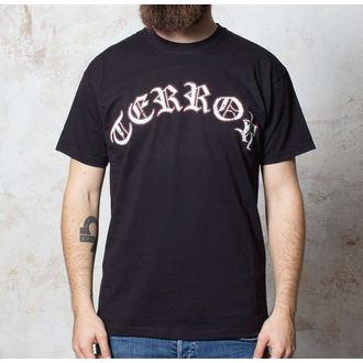 t-shirt metal men's Terror - Compass - Buckaneer, Buckaneer, Terror