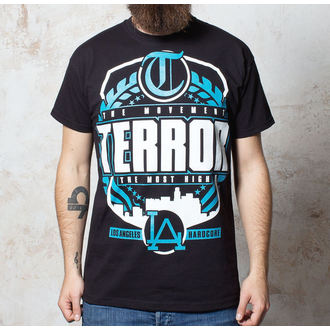 t-shirt metal men's Terror - Most High - Buckaneer - 1704