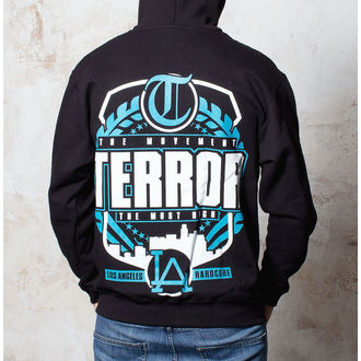 hoodie men's Terror - Most High - Buckaneer - 1704