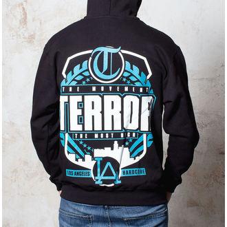 hoodie men's Terror - Most High - Buckaneer, Buckaneer, Terror