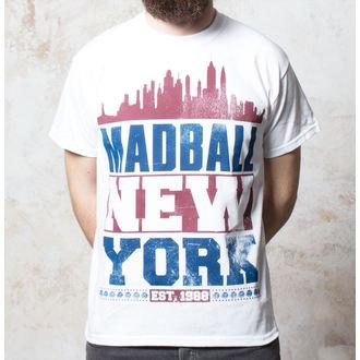 t-shirt metal men's Madball - Skyline - Buckaneer, Buckaneer, Madball