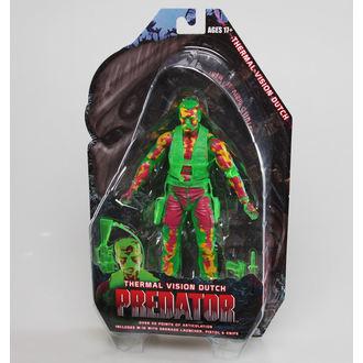 figurine Predator 2 - Thermal Vision Dutch, NECA