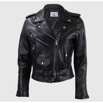 jacket women's (leather jacket) OSX, OSX