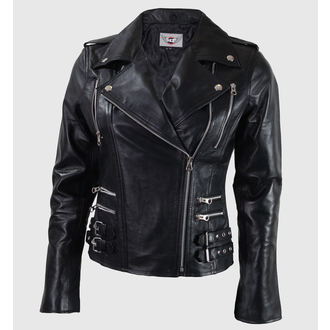jacket women's (leather jacket) OSX - S083