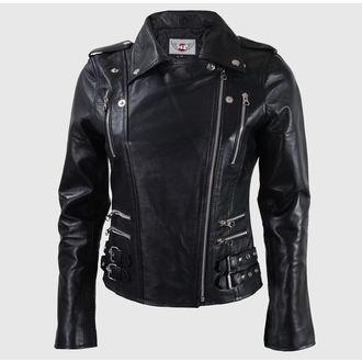 jacket women's (leather jacket) OSX, OSX